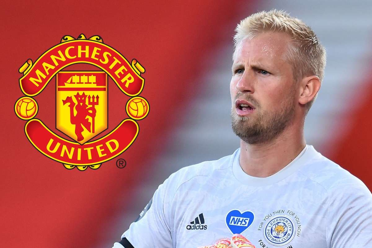 Leicester No 1 Schmeichel would be 'fantastic' signing for ...