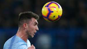 Aymeric Laporte Man City 2018