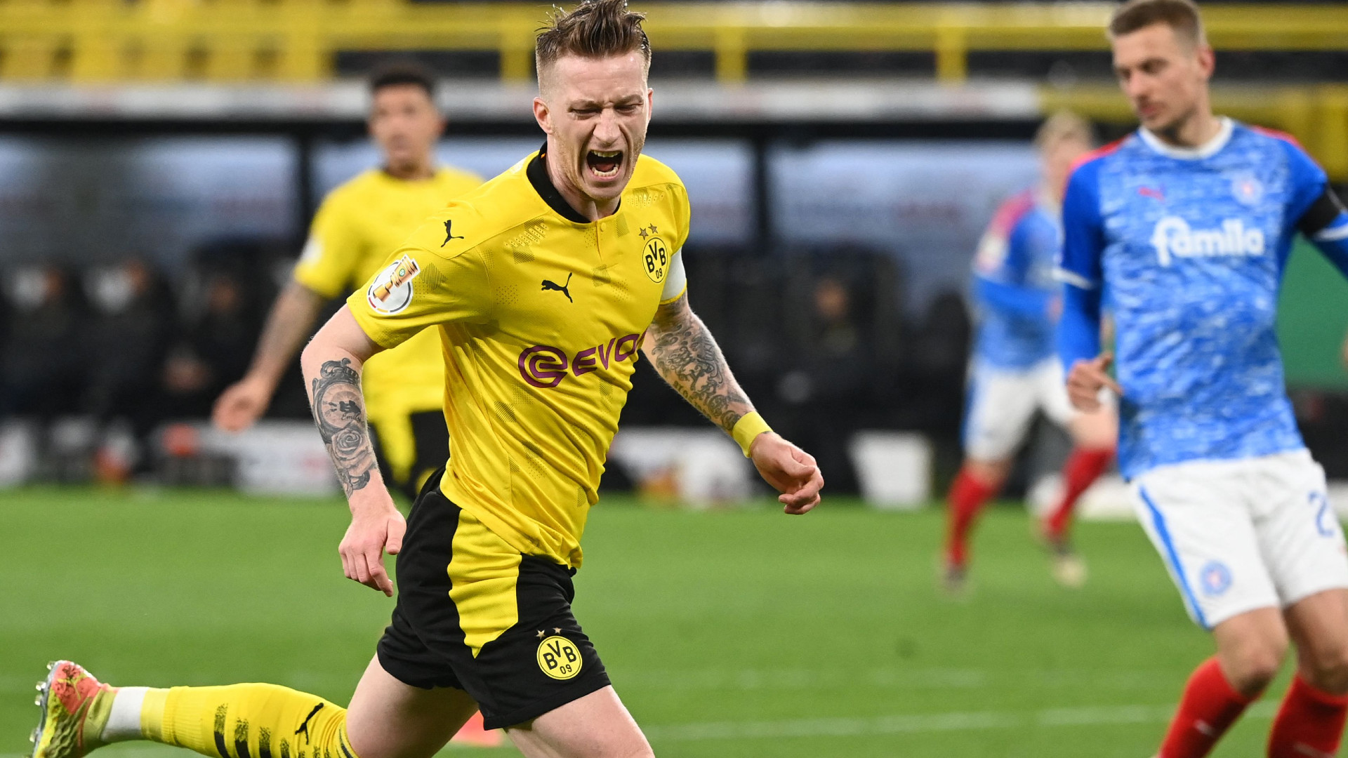 Reus: Borussia Dortmund have the squad to overhaul Bayern Munich and be Bundesliga champions