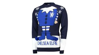 Chelsea Christmas Jumper