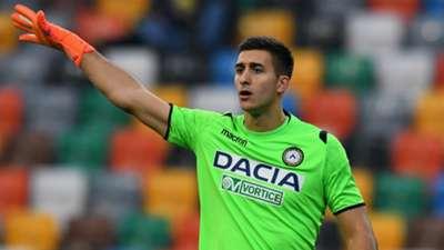 Juan Musso Udinese