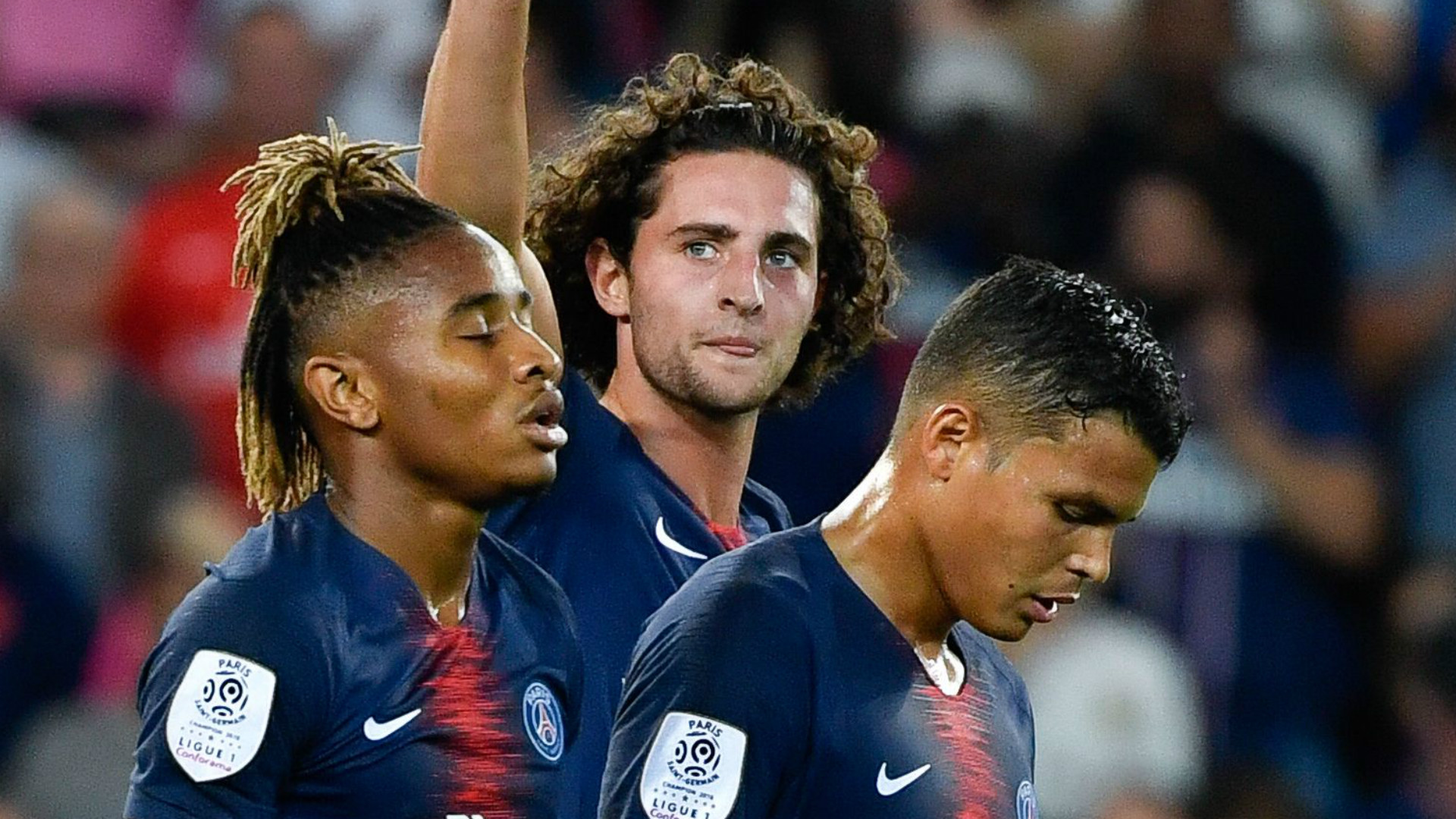 Adrien Rabiot PSG Paris Saint-Germain 2018-19