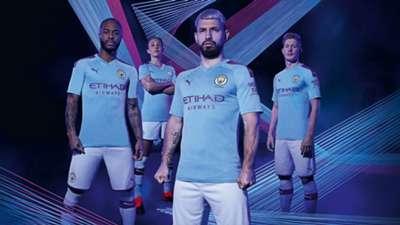 Manchester City kit 2019-20