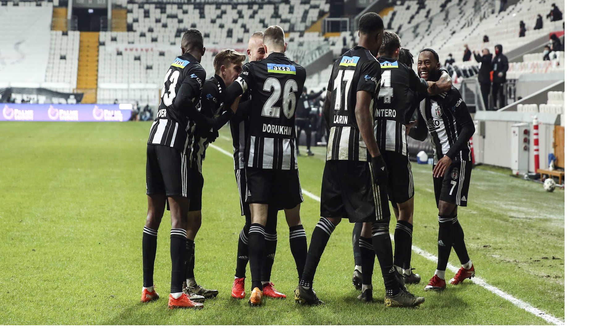 Aboubakar fires Besiktas to comeback win over Ideye's Goztepe