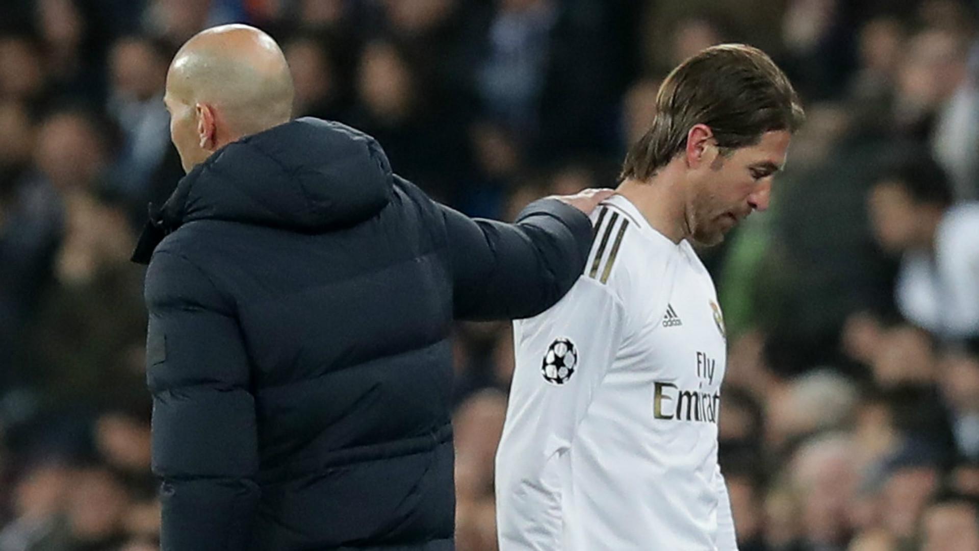 "Real Madrid, Zidane : ""C'est une mauvaise passe"""