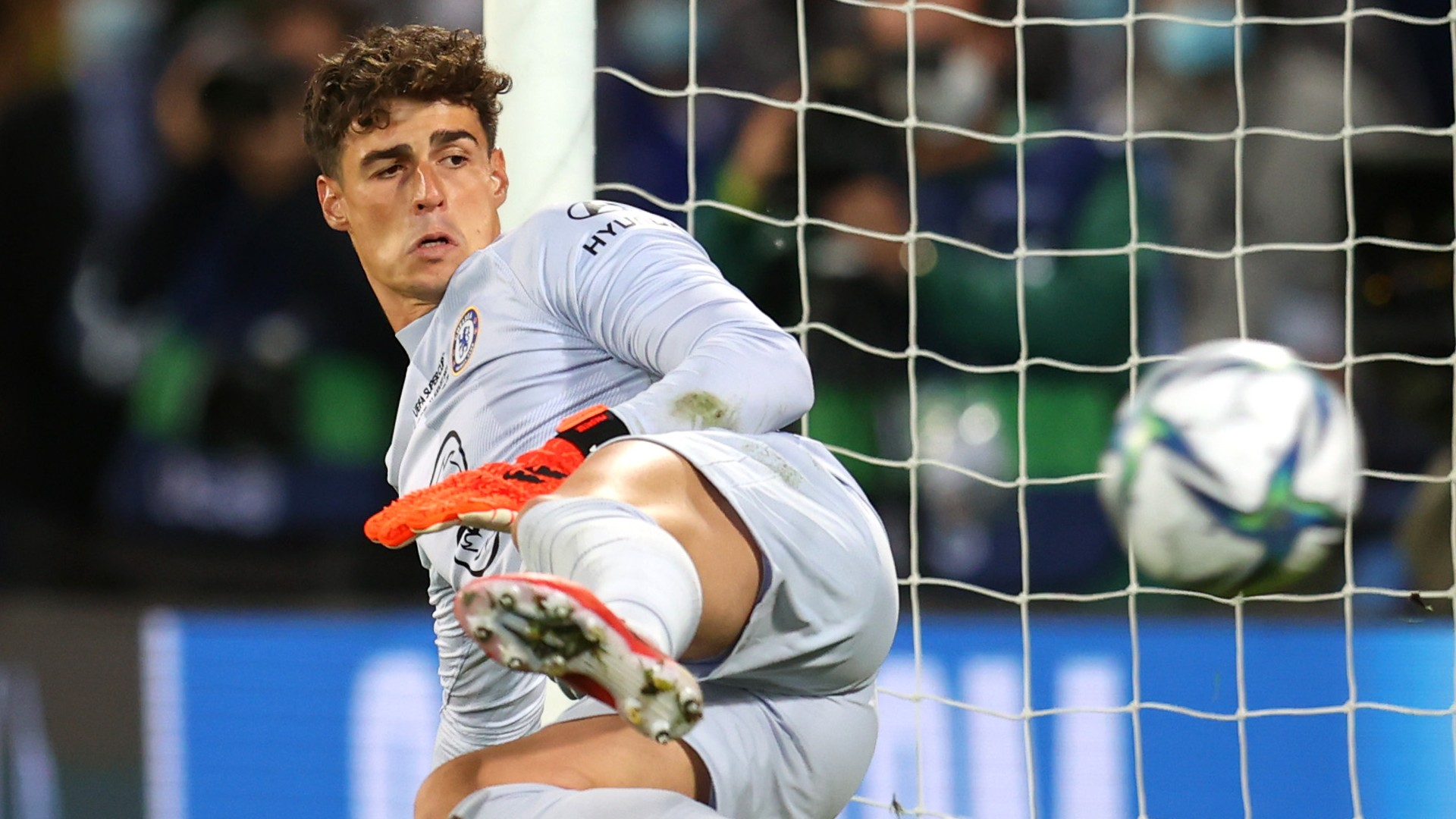 Mendy was happy to make way for Kepa in UEFA Super Cup penalty shootout, says Chelsea boss Tuchel