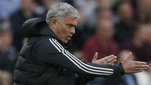 Jose Mourinho Manchester United 2017-18