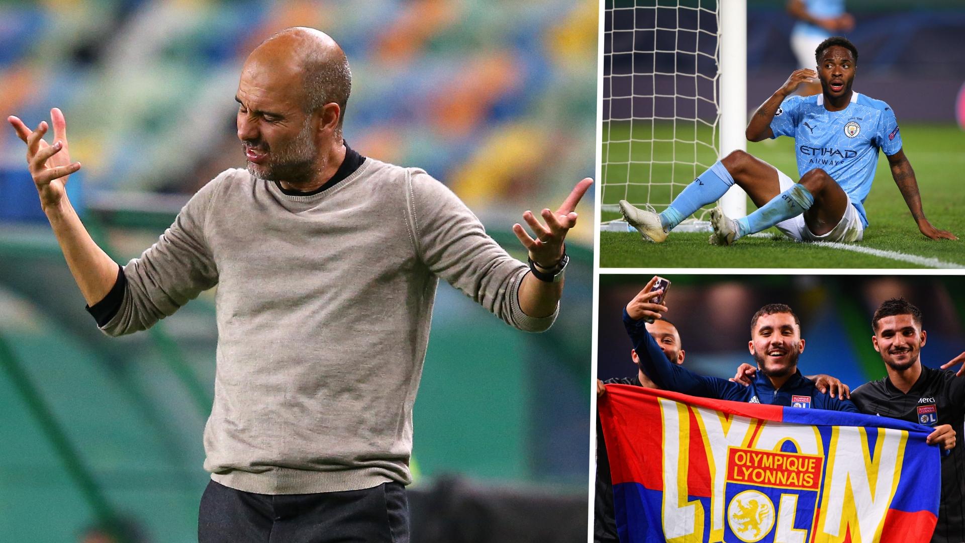 Lyon's two-goal hero Dembele hails 'great team'