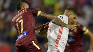 Guerrero Inter Tolima Libertadores 19 02 2020