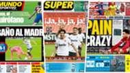 9 Nov Newspapers