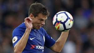 Cesar Azpilicueta Chelsea Manchester City Premier League