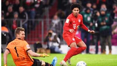 Gnabry Bayern Leverkusen