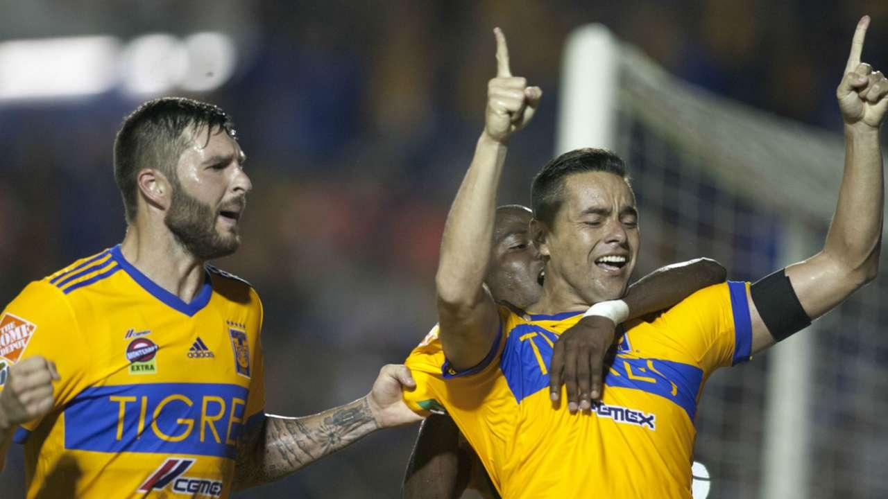 Juninho Andres Pierre Gignac Tigres