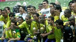 Confederations Cup 2005 - Brazil