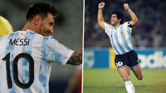 Lionel Messi five goals short of Diego Maradona's free-kick record | Goal.com