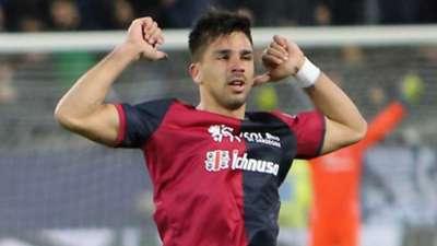 Giovanni Simeone Cagliari Serie A