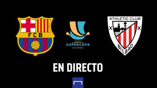 Barcelona vs. Athletic Club de Bilbao en directo: resultado, alineaciones, polémicas, reacciones y ruedas de prensa del partido de la Supercopa de España 2021 | Goal.com
