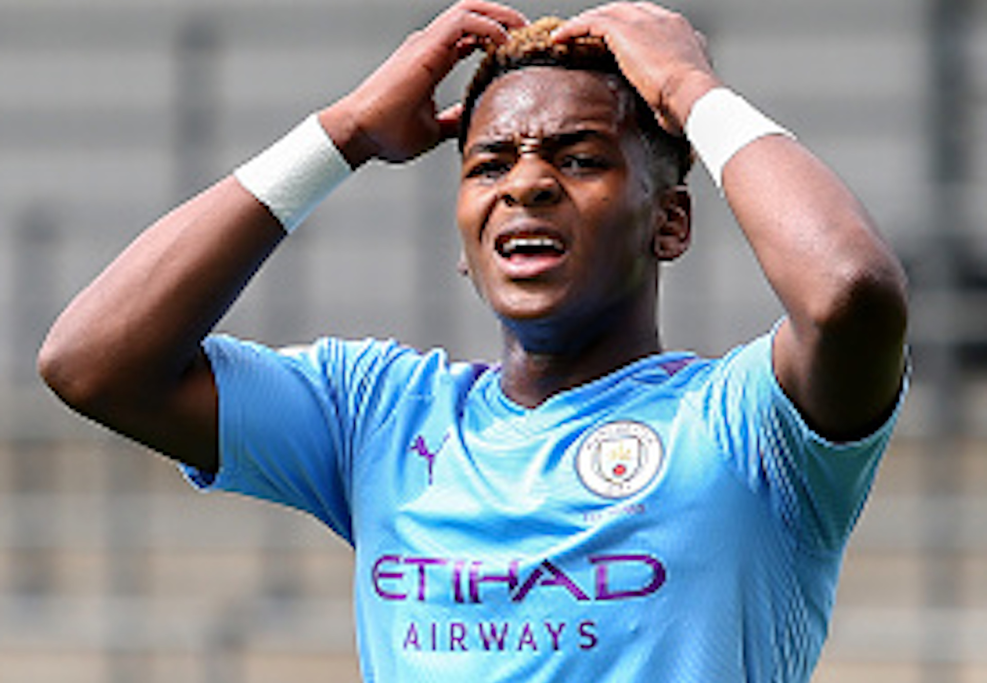 Teenage Man City winger Braaf on RB Leipzig's radar
