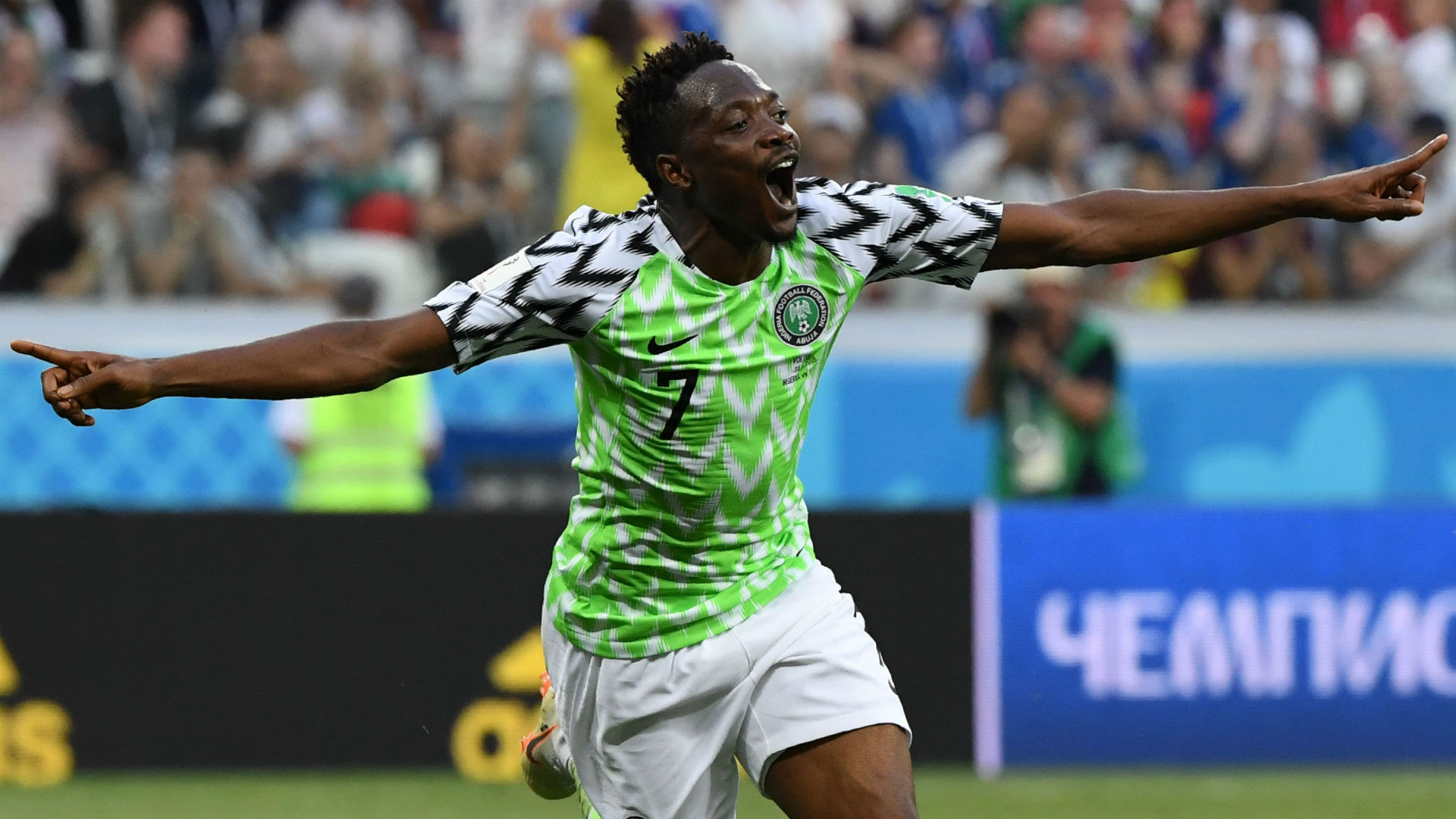 'One of the best days of my life' – Musa remembers World Cup brace against Iceland