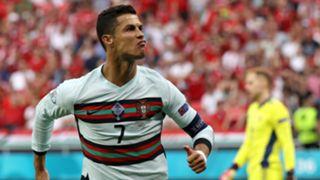 Cristiano Ronaldo Portugal Euro 2020