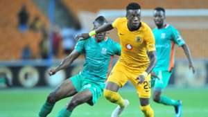 Kaizer Chiefs v Zesco United, January 2019, Teenage Hadebe