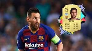 Lionel Messi FIFA 20