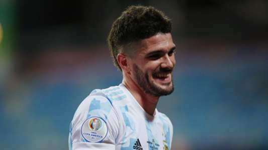 Atletico Madrid sign De Paul in €35m deal from Udinese