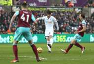 Ki Sung-Yueng vs West Ham