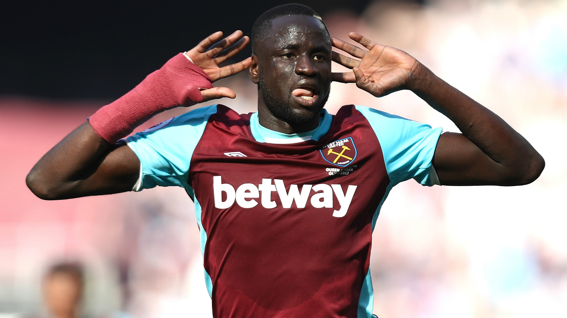 Cheikhou Kouyate West Ham Premier League