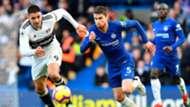 Jorginho Kante Chelsea Fulham