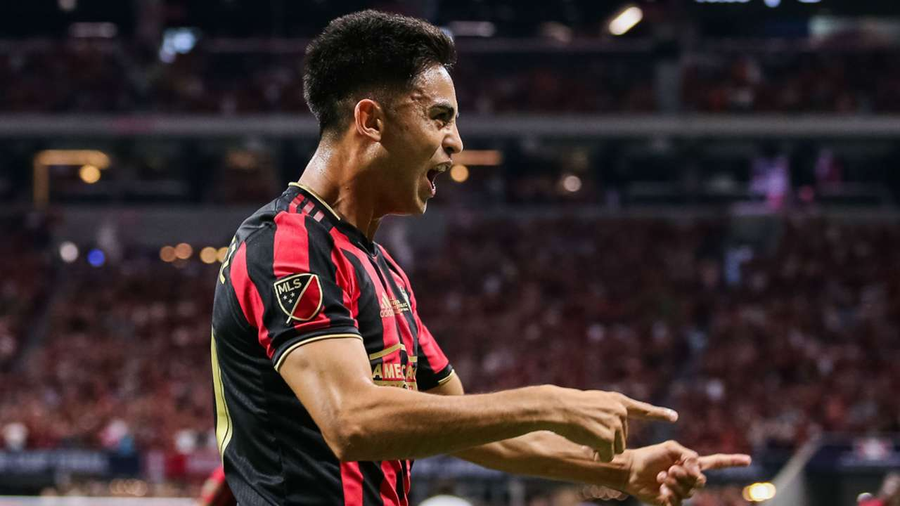 """Gonzalo """"Pity"""" Martínez Atlanta United U.S. Open Cup 2019"""