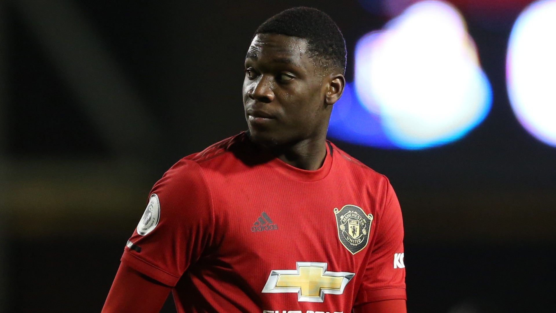 Manchester United's Mengi joins Rooney's Derby County on loan