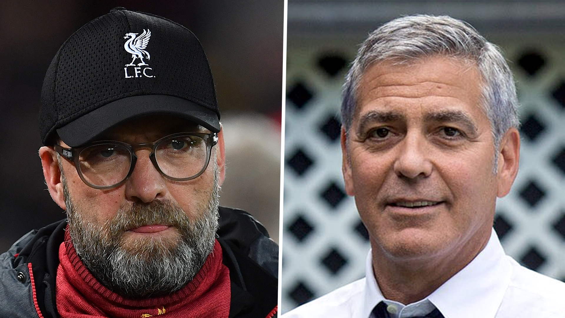 Klopp is a league above – he's the George Clooney of football, says German photographer Ripke