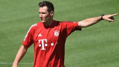 Miroslav Klose Bayern Munich assistant