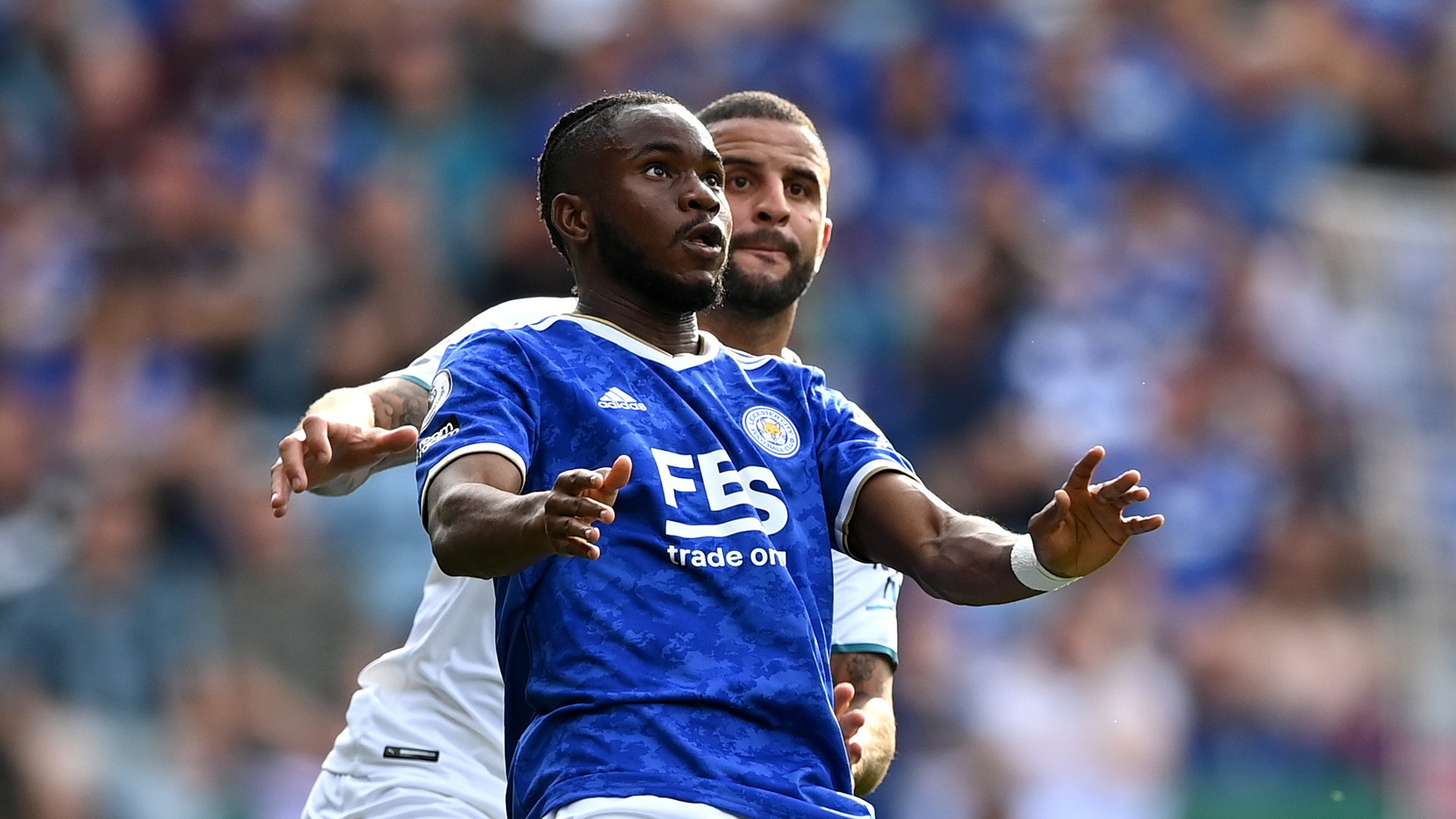 Lookman: Leicester City teammates will gel better in time