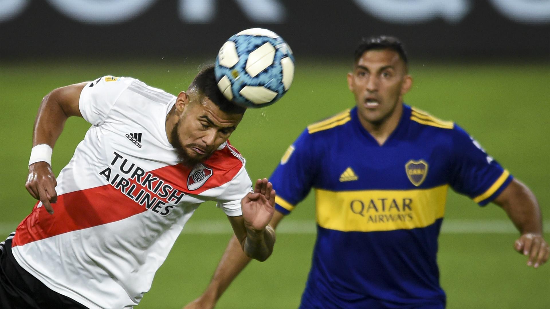 "Paulo Díaz: ""Boca no nos sorprendió nada, solamente buscan pelotazos al espacio""   Goal.com"