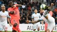 Konstantinos Mitroglou Ismael Diomande Marseille Caen Ligue 1 05112017