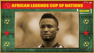 African Legends Cup of Nations: John Obi Mikel