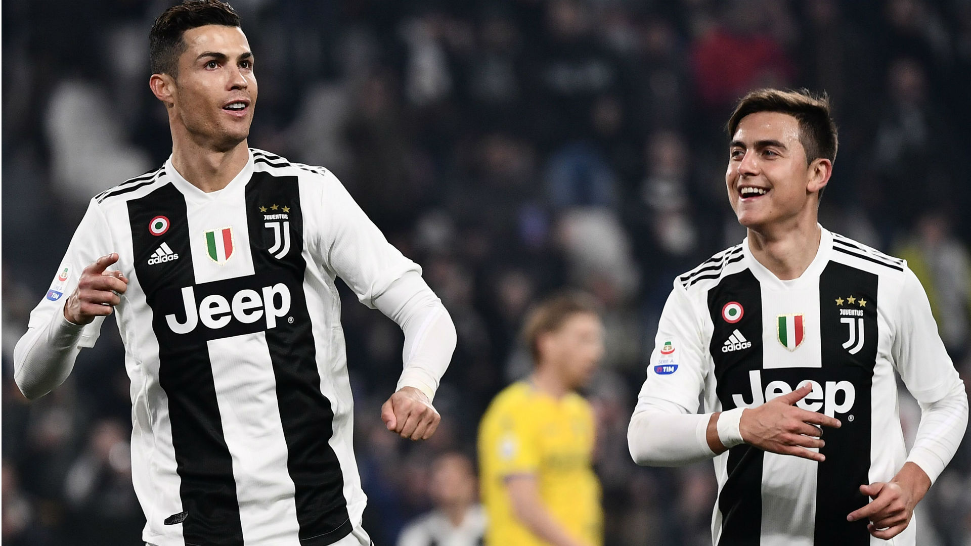 Juventus News Paulo Dybala Says Cristiano Ronaldo Is Exceptional Like Lionel Messi And Massimiliano Allegri Has Improved Him As A Player Goal Com