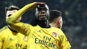 'There are encouraging signs at Arsenal under Arteta' - Nicolas Pepe