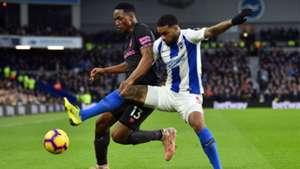 Yerry Mina Everton Brighton Premier League 2018