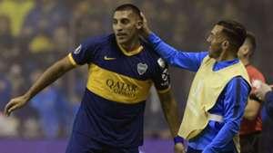 Abila Tevez Boca Athletico Paranaense Copa Libertadores 31072019