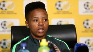 Simphiwe Dludlu, South Africa Under-17 coach, October 2018