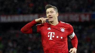 Robert Lewandowski Bayern Munich 09022019