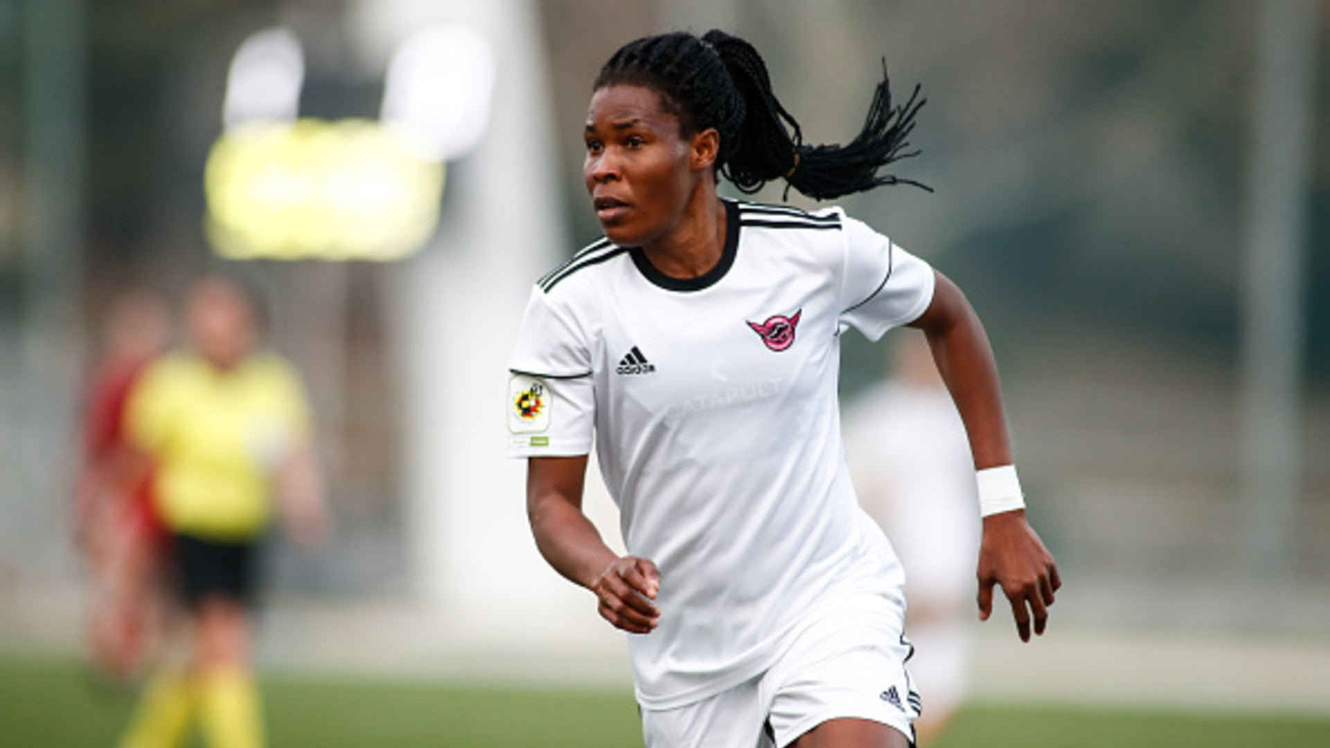 Osinachi Ohale: Super Falcons defender signs for AS Roma