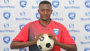 Rwandese goalkeeper to AFC Leopards Jean-Luc Eric Bakame Ndayishimiye.