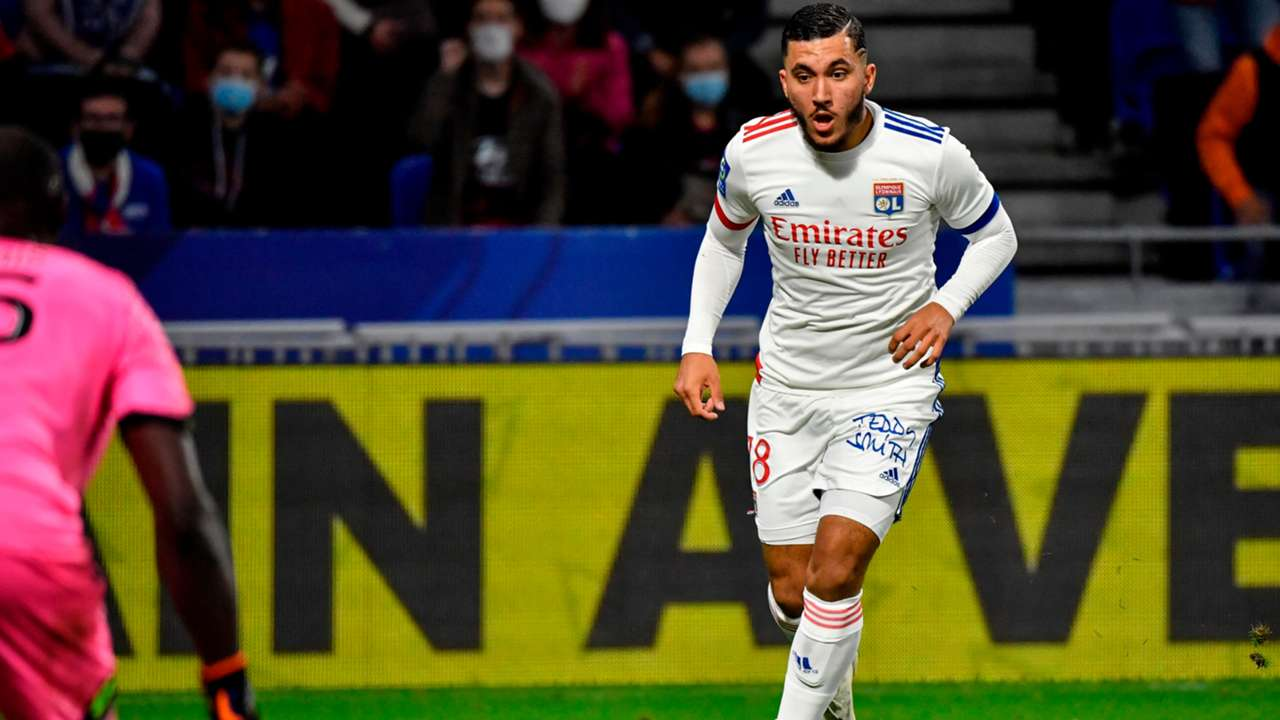 Rayan Cherki Lyon 2020-21