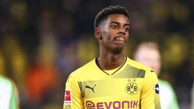 NxGn 2018 Alexander Isak Borussia Dortmund