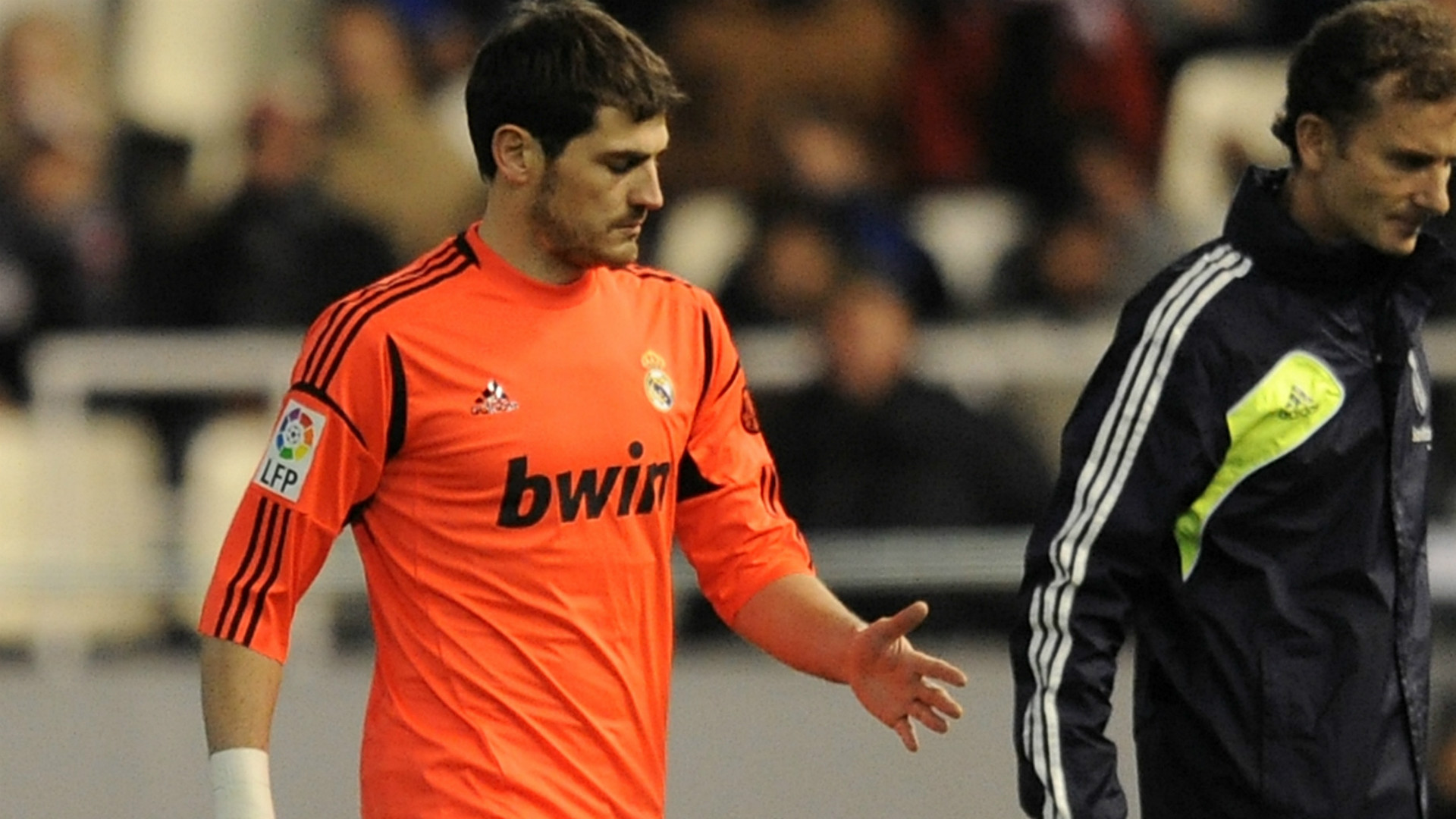 Arbeloa a Casillas