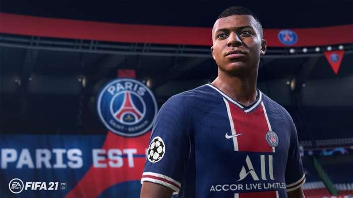 Kylian Mbappe FIFA 21